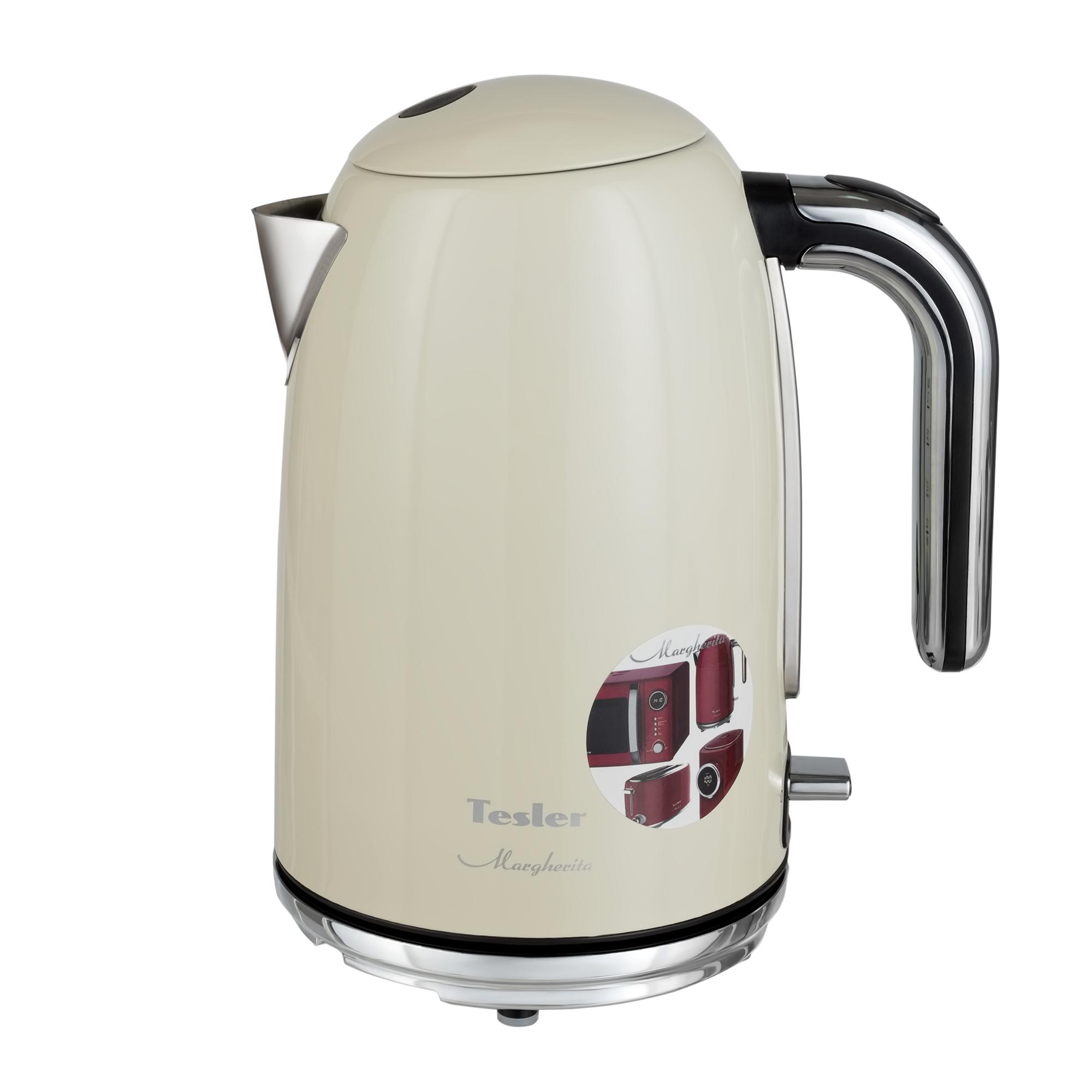 все цены на Чайник TESLER KT-1755 BEIGE онлайн