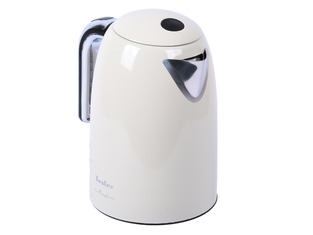 лучшая цена Чайник TESLER KT-1755 BEIGE
