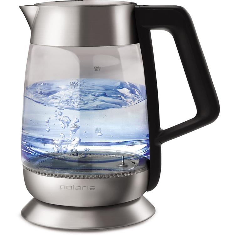 лучшая цена Чайник Polaris PWK 1873CGLD 2200 Вт, 1.8 л