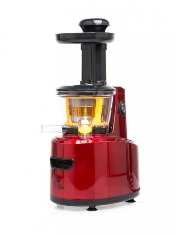 Соковыжималка Kitfort КТ-1101-2 красный 150 Вт