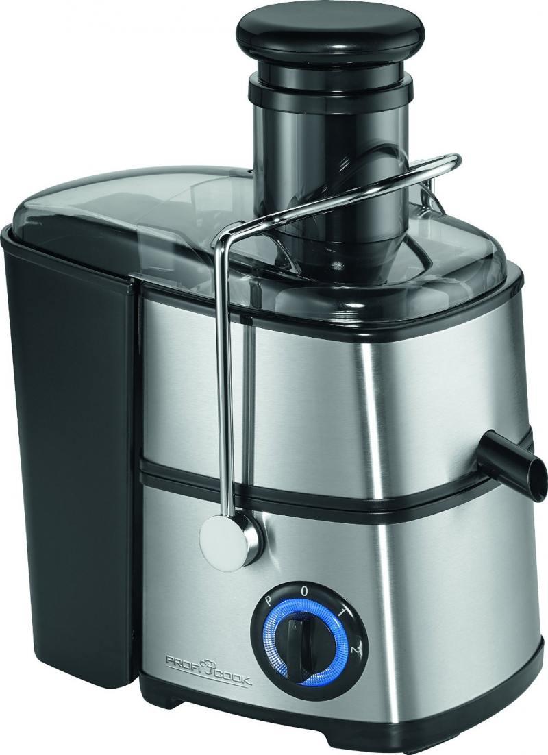 Соковыжималка Profi Cook PC-AE 1069 800 Вт серебристый соковыжималка для цитрусовых profi cook pc zp 1154