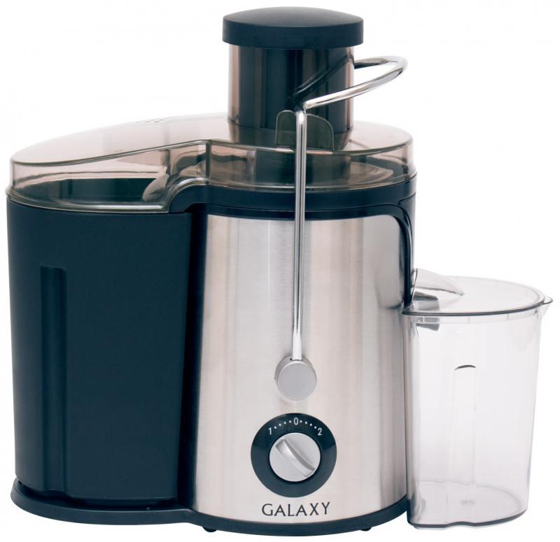 все цены на Соковыжималка GALAXY GL 0806 700 Вт серебристый онлайн