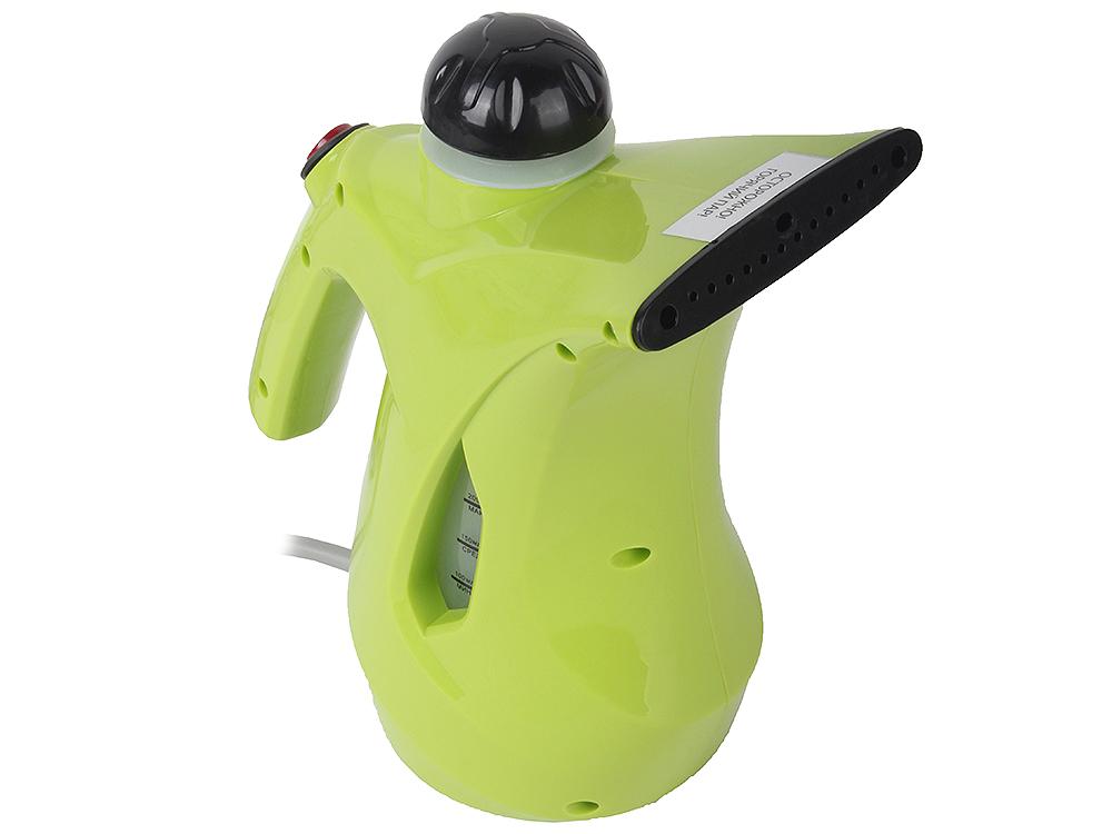 Отпариватель ручной Endever ODYSSEY Q-411 800Вт, емкость 0.6л, зеленый цена 2017