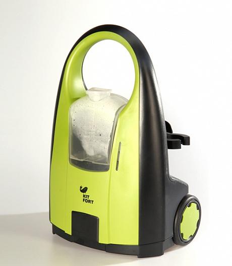 Пароочиститель KITFORT KT-903, 2000Вт, желто-зеленый пароочиститель smile esc 924