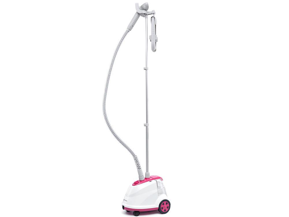 Отпариватель KITFORT КТ-925 1800Вт белый/красный цены онлайн