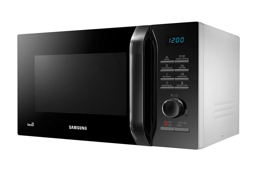 Микроволновая печь Samsung MS23H3115FW 800W микроволновая печь samsung ms23h3115qr bw