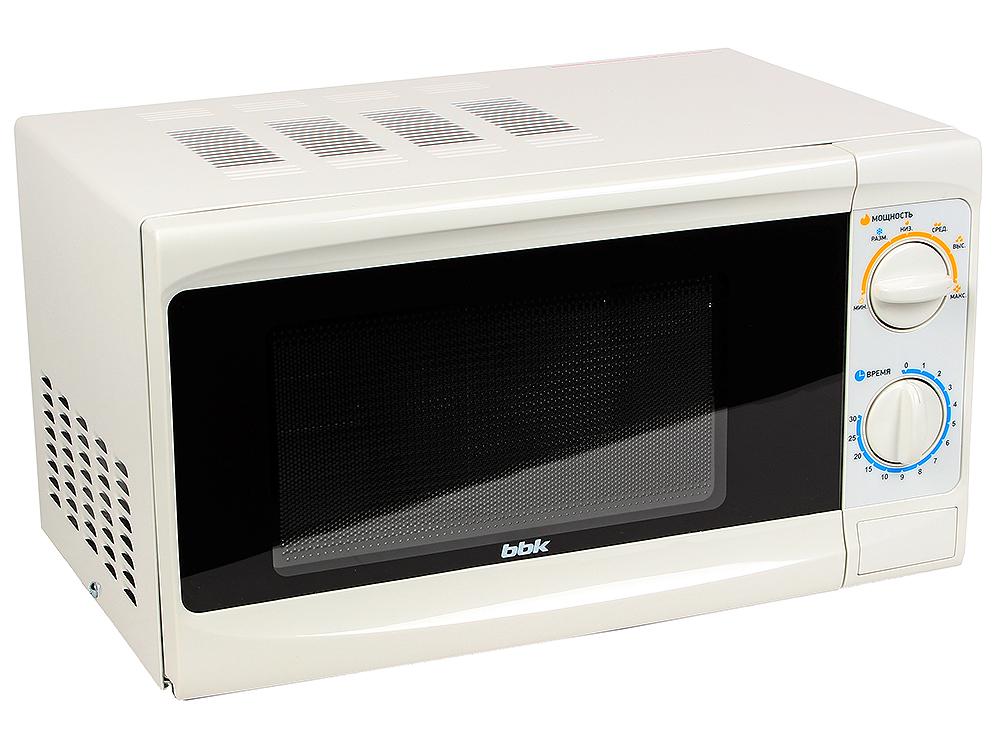 лучшая цена Микроволновая печь BBK 20MWS-703M/W