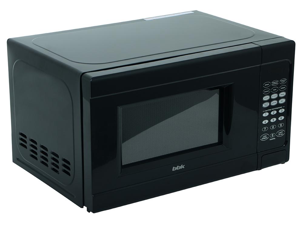 Микроволновая печь BBK 20MWS-727S/B свч bbk 20mws 727s b 700 вт чёрный