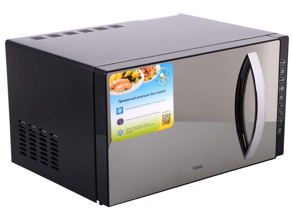 Микроволновая печь BBK 23MWC-881T/B-M bbk bbk bs05