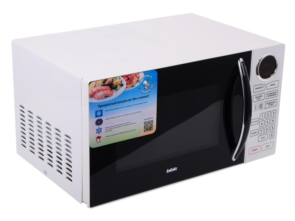 цена на Микроволновая печь BBK 23MWS-916S/BW