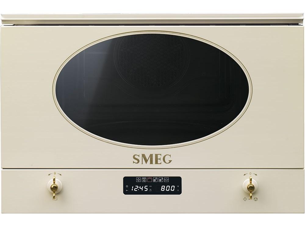 Встраиваемая микроволновая печь Smeg MP822PO smeg sf9800pro