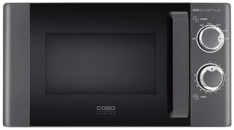лучшая цена Микроволновая печь CASO M 20 Ecostyle