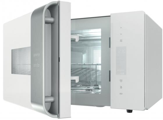 Микроволновая печь Gorenje MO23ORAW 900 Вт белый микроволновая печь bbk 23mws 927m w 900 вт белый