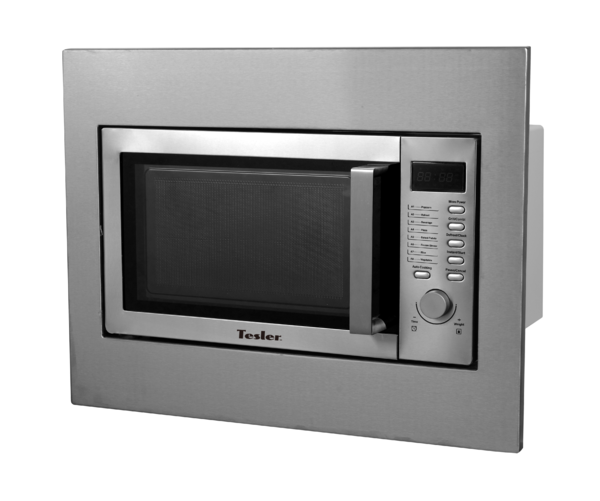 лучшая цена Встраиваемая микроволновая печь TESLER MEB-2380Х
