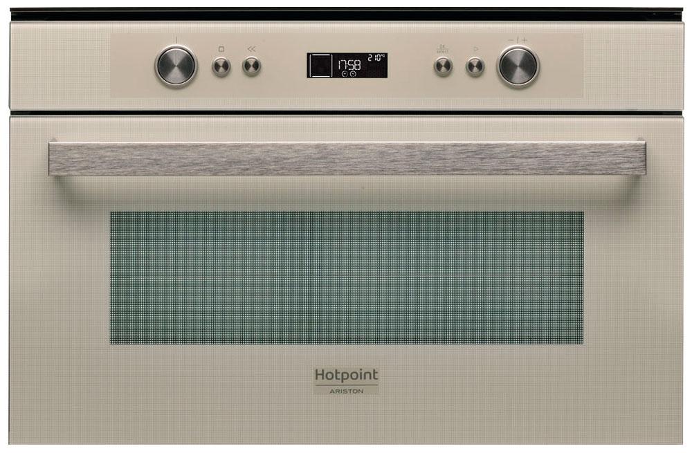 Встраиваемая микроволновая печь HOTPOINT-ARISTON MD 764 DS HA соковыжималка hotpoint ariston sj4010 fxb0
