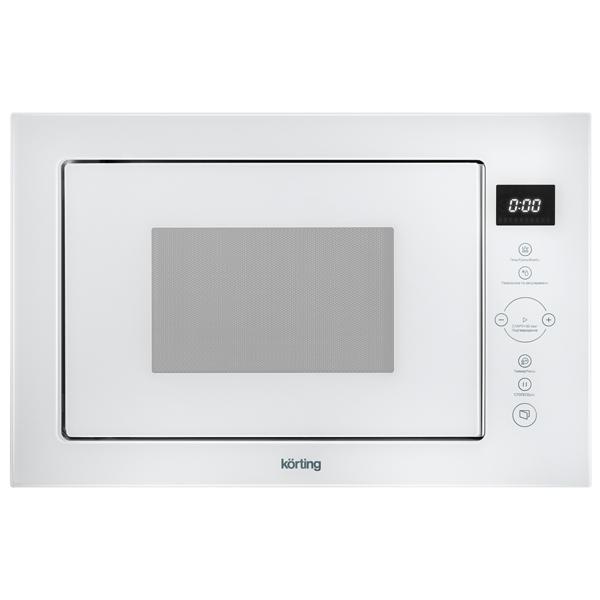 все цены на Встраиваемая микроволновая печь Korting KMI 825 TGW онлайн