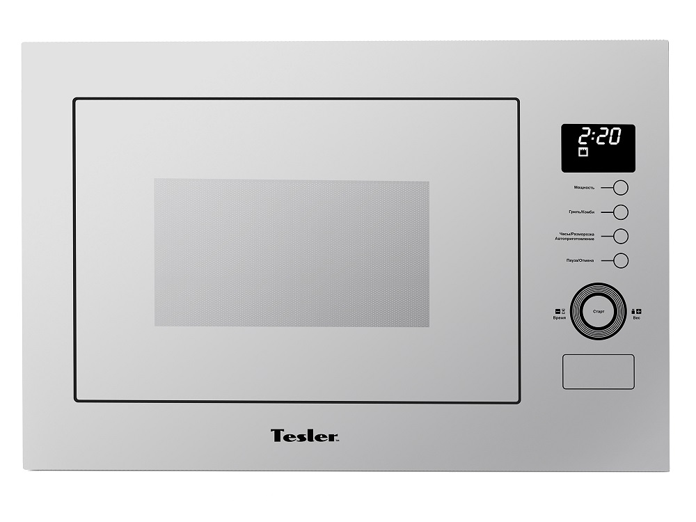 лучшая цена Встраиваемая микроволновая печь TESLER MEB-2590W