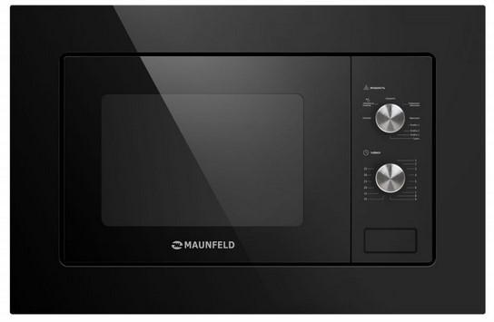 все цены на Микроволновая печь Maunfeld MBMO.20.2PGB чёрный 800 Вт, 20 л онлайн