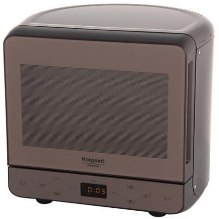 Микроволновая печь Hotpoint-Ariston MWHA 13321 NOIR микроволновая печь hotpoint ariston mwha 33343 b
