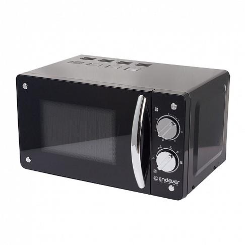 Микроволновая печь ENDEVER Danko 2004 чёрный 700 Вт, 20 л