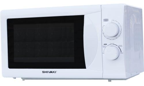 Микроволновая печь SHIVAKI SMW2020MW морозильный шкаф shivaki fr 051w
