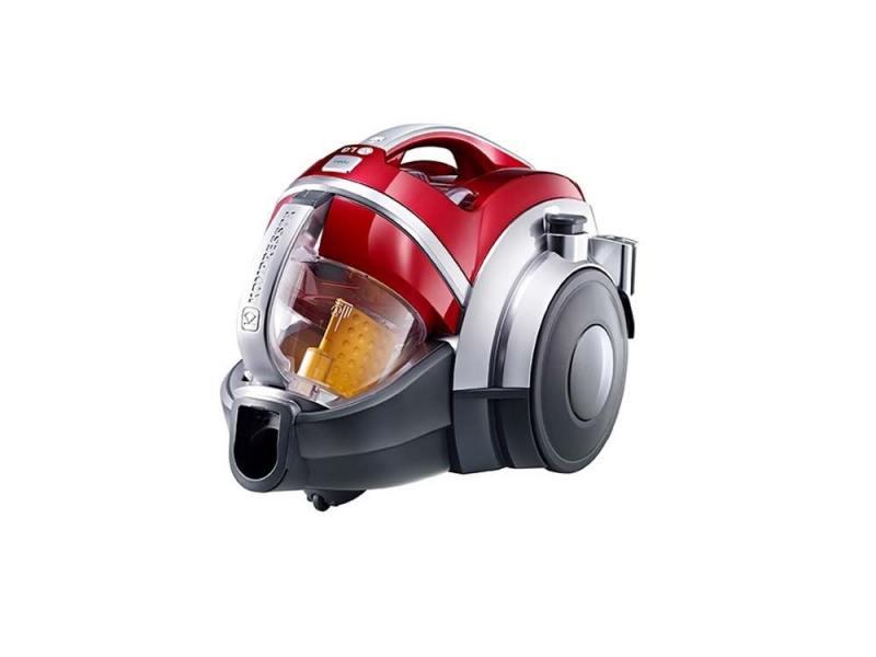 Пылесос LG VK89380NSP красный, 1800/380, без мешка [VK89380NSP] цена и фото