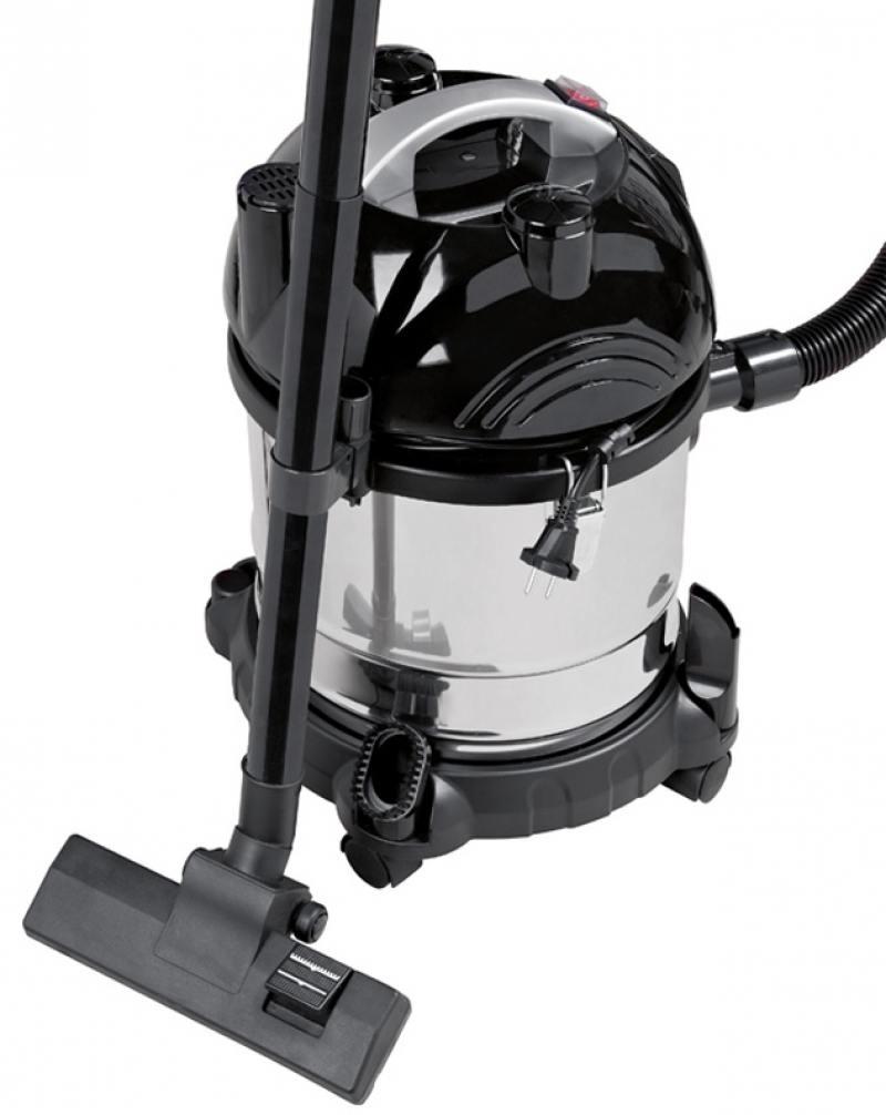 Пылесос Bomann BS 9000 CB серебристо-черный 1600 Вт цены онлайн
