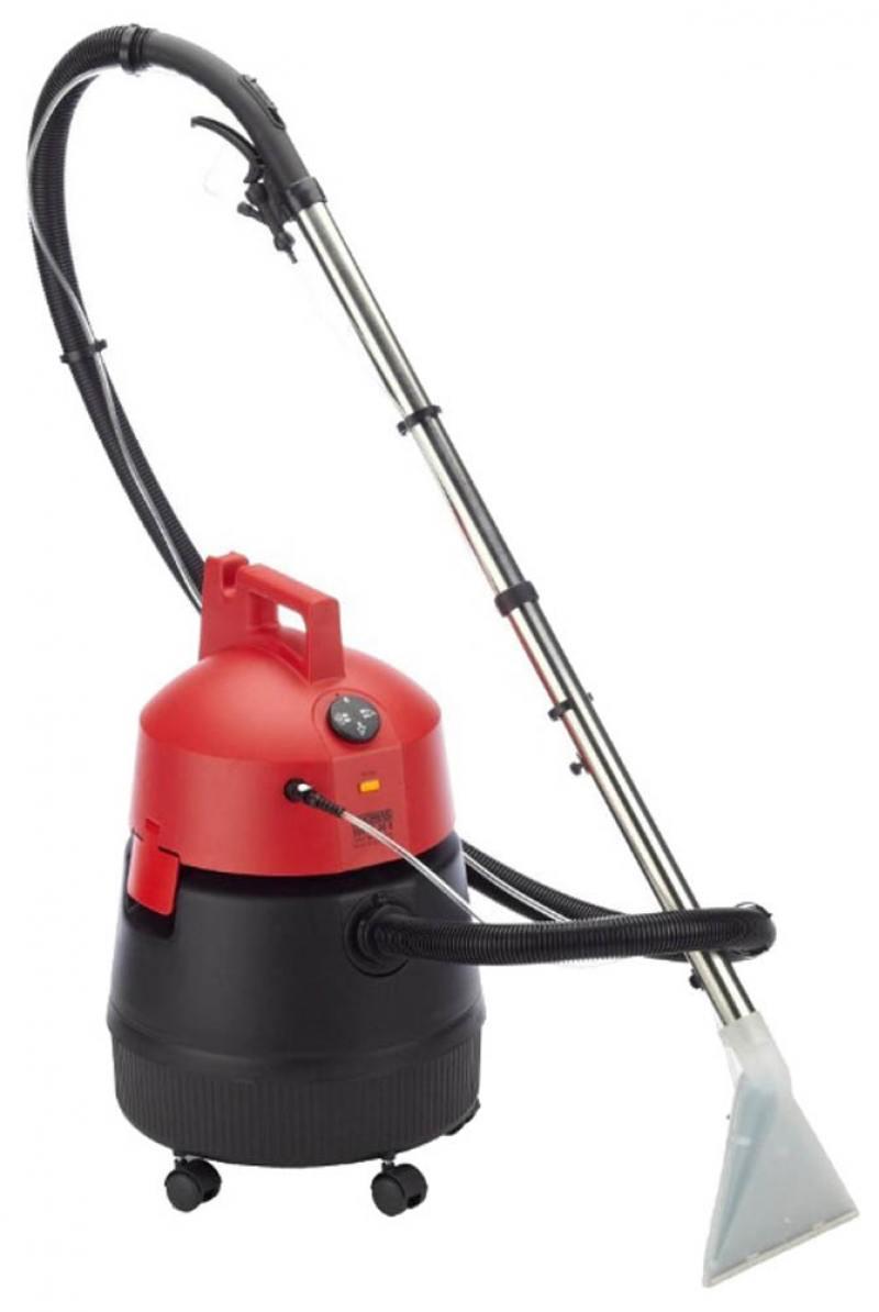 Пылесос Thomas Super 30S сухая влажная уборка красный цена и фото