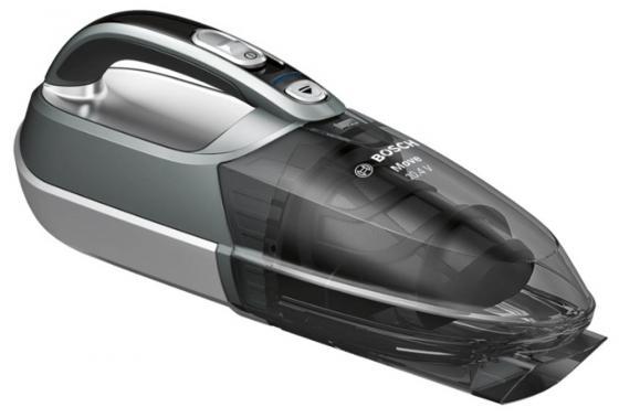 Автомобильный пылесос Bosch BHN20110 сухая уборка серебристый серый автомобильный пылесос агрессор agr 100h сухая уборка оранжевый