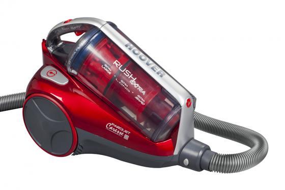 Пылесос Hoover TRE1410 019 без мешка сухая уборка 1400Вт красный