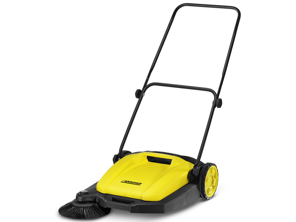 Электровеник Karcher S 550 greeeen jena