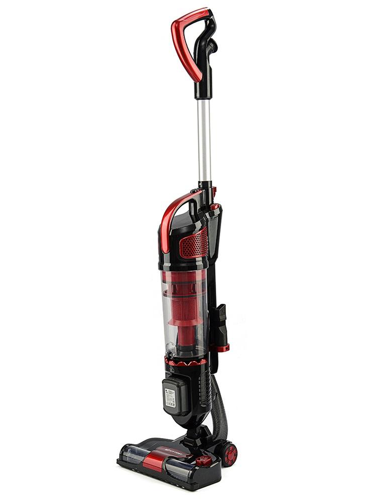 Пылесос вертикальный KITFORT KT-521-1 сухая уборка красный черный пылесос вертикальный kitfort kt 541 1