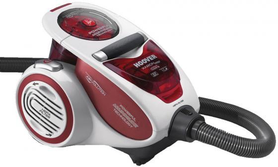 где купить Пылесос Hoover TXP1510 019 сухая уборка красный серый 1500/250 Вт дешево