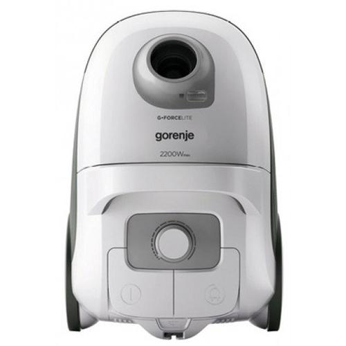 Пылесос Gorenje VC2221GLW 2200Вт белый цены онлайн
