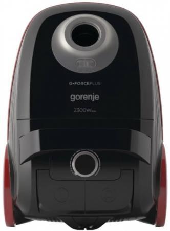 цена на Пылесос Gorenje VC2322GPLBK черный 2300 Вт