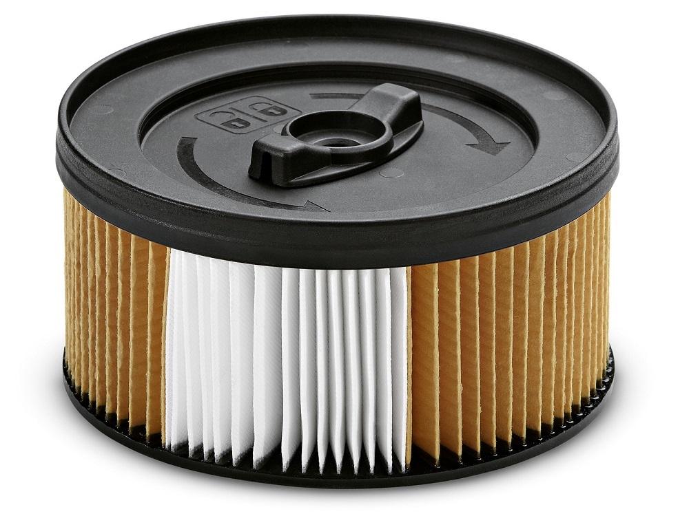 Аксессуар для пылесосов Karcher WD, патронный фильтр к WD 4.200/ 5.300 аксессуар для пылесосов karcher se wd насадка для автомобиля в упаковке