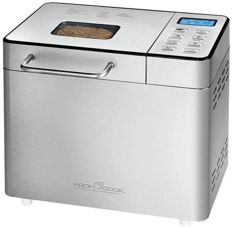 лучшая цена Хлебопечь Profi Cook PC-BBA 1077