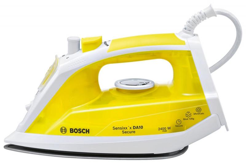 Утюг Bosch TDA1024140 утюг тефаль 9650 отзывы