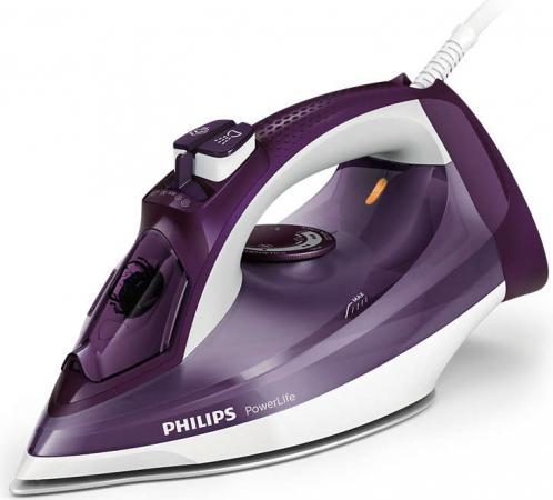 Утюг Philips GC2995/30, фиолетовый, 2400Вт [GC2995/30] все цены