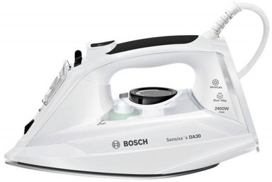 Утюг Bosch TDA3024050 2400Вт белый утюг браун 775