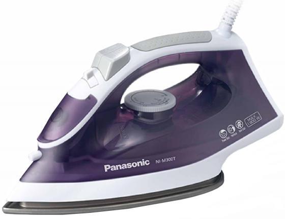 Утюг Panasonic NI-M300TVTW утюг panasonic ni u400cptw