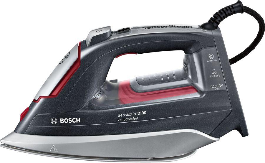 Утюг Bosch TDI902836A 3200 Вт, 300 мл утюг bosch tda 5028110