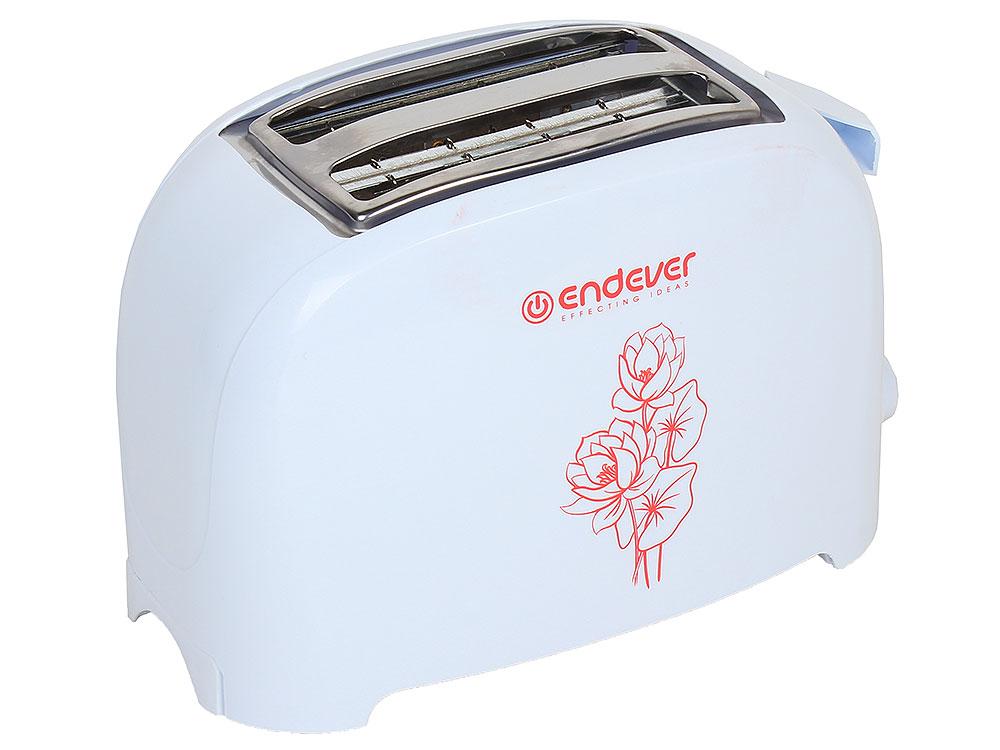 Тостер электрический Endever ST-110 тостер endever skyline st 110