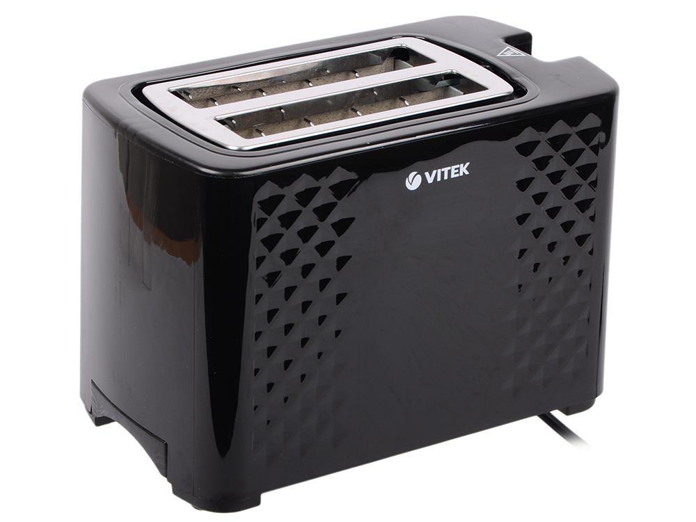 Тостер Vitek VT-1586 BK черный vitek vt 1506 bk
