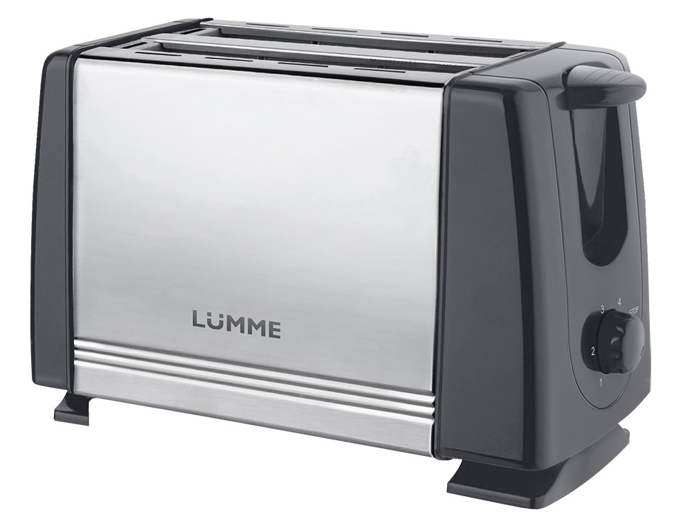 все цены на Тостер Lumme LU-1201 серый гранит онлайн