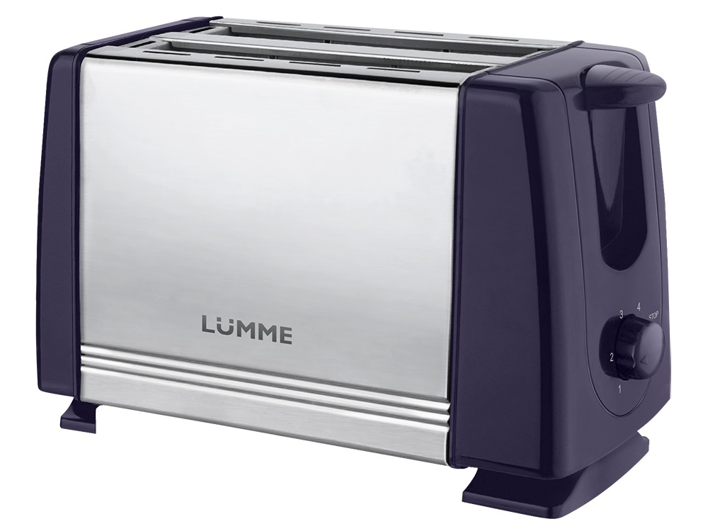 все цены на Тостер Lumme LU-1201 темный топаз онлайн