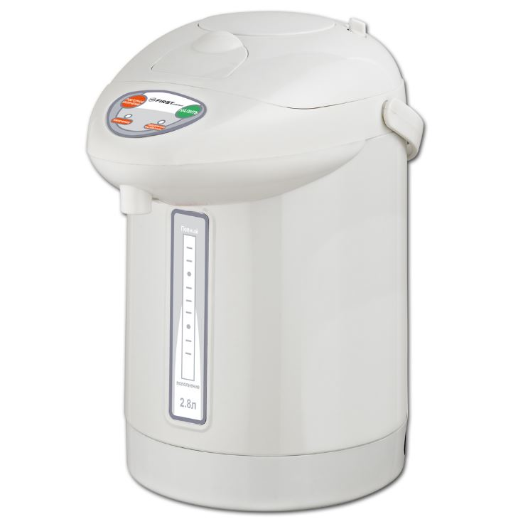 Термопот First FA-5448-8 White 900 Вт, 2.8 л thermo pot first fa 5448 5 stell