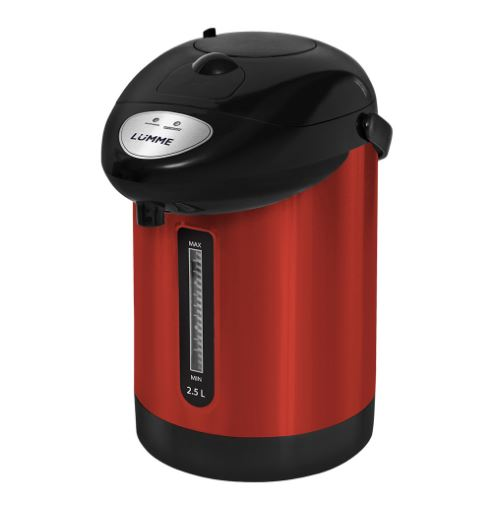 Термопот Lumme LU-3830 красный гранат