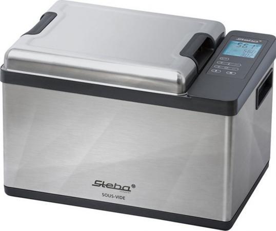 Су-вид Steba SV 200 650 Вт 12.5 л серебристый устройство для приготовления методом су вид steba sv 1 sous vide garer