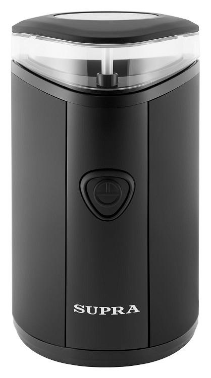 Кофемолка Supra CGS-311 150 Вт черный кондиционеры supra cерия essentia plus supra sa07gbeo внешний блок